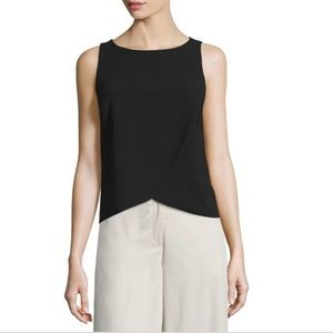 Theory Mintorey Admiral Crepe Blouse